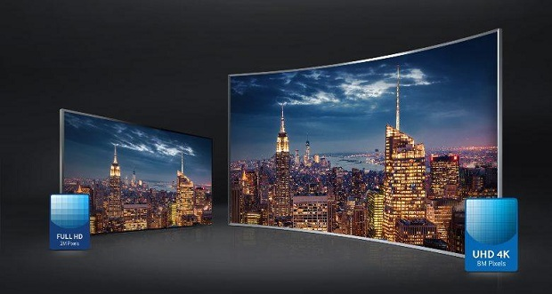 Smart TV Curved Samsung UA78JS9500 -2