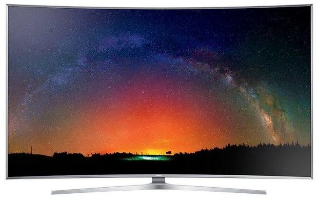 Smart TV Curved Samsung UA78JS9500