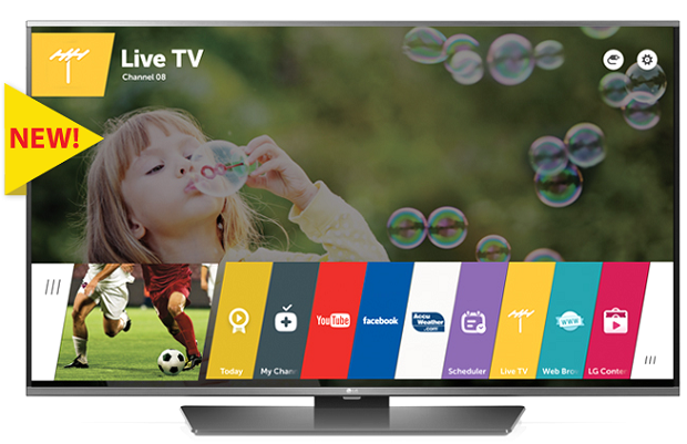 Smart TV LED LG 43LF630T -1