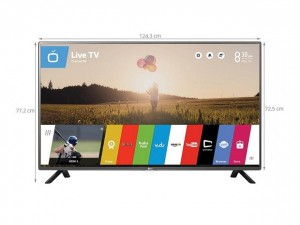 Smart TV LED LG 55LF595T