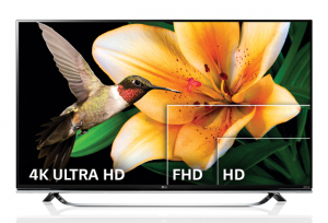 Smart TV LED LG 55UF850T -1