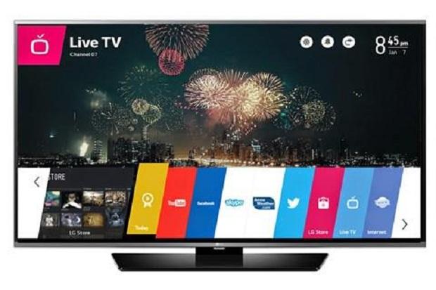 Smart TV LED LG 60LF623T -3