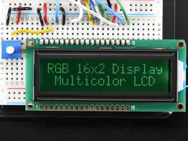 RGB LCD