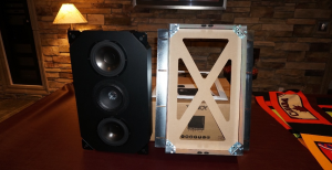 Dòng loa Tannoy Definition Install cao cap