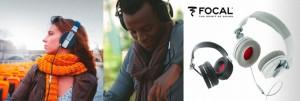Dòng tai nghe Focal cao cap