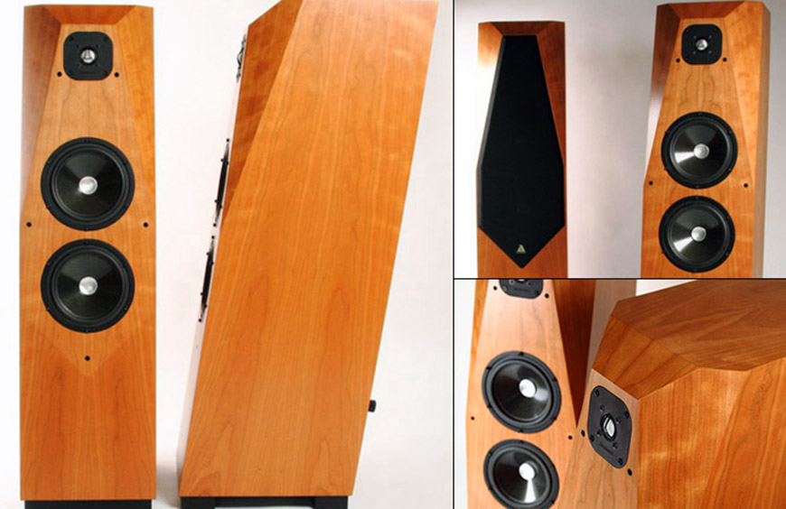 Loa Avalon Idea Nhắc đến Avalon Acoustics các audiophile chuyên nghiệp sẽ nhớ đến ngay những cặp loa khổng lồ trong thị trường thiết bị âm thanh Hi-end. Với kinh nghiệm gần 40 năm, Avalon luôn mang đến cho người dùng những sản phẩm Hi-end tốt nhất cũng đồng nghĩa đây là mẫu loa đắt đỏ bậc nhất. Năm 2014, Avalon Idea đã chính thức xuất hiện ở thị trường thiết bị nghe nhìn Việt Nam. Tính năng, đặc điểm của chiếc loa Avalon Idea Avalon Idea là cặp loa đứng có kích thước nhỏ nhất trong những mẫu loa đứng mang thương hiệu Avalon. Với kích thước 900 x 200 x 250 mm và nặng 27 kg, Avalon Idea trở thành mẫu loa dễ dàng di chuyển và phối ghép nhất của hãng, đặc biệt phù hợp với những không gian nghe nhạc có diện tích 30 m2, bằng với diện tích của hâu hết các phòng khách của các ngôi nhà gia đình Việt. Tuy có kích thước nhỏ gọn, song những gì Avalon Idea sở hữu đều là những nét đặc trưng của dòng loa thương hiệu Avalon. Thoạt nhìn bạn sẽ thấy chiếc Avalon Idea rất giống chiếc loa Avalon Ascendants. Nói chính xác hơn, Avalon Idea chính là phiên bản thu nhỏ của Avalon Ascendants. Avalon đã trang bị nhiều công nghệ mới đã được áp dụng vào cặp loa này. Avalon Idea vẫn được thiết kế với các cạnh vát đa mặt, tạo hình giống với những viên kim cương rất độc đáo và chất âm đã làm say đắm lòng người từ nhiều năm qua. Bên cạnh đó, nhà sản xuất còn sử dụng hệ thống những vách ngăn không để phẳng đan vuông góc với nhau ở bên trong thùng loa nhằm tăng cường độ vững chắc của thùng và đem lại hiệu quả xử lý âm thanh đặc biệt đảm bảo triệt tiêu mọi sóng đứng. Avalon Idea có thùng loa được làm bằng gỗ MDF ép nhiều lớp giống như các thùng loa của các sản phẩm loa của Avalon. Song với riêng mẫu loa này, Avalon đã thiết kế có thùng loa nhỏ hơn và mỏng hơn đem đến một trọng lượng nhẹ hơn hẳn các mẫu loa khác song vẫn đảm bảo được khả năng triệt tiêu sóng đứng bên trong, khả năng khử nhiễu và chống rung hiệu quả. Sau khi các tấm gỗ này được lắp ráp nhà sản xuất đã làm mịn chúng bằng thủ công, phủ th