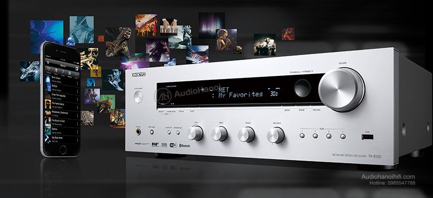 Ampli Onkyo TX-8150