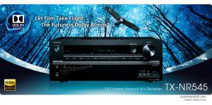 Ampli Onkyo TX-NR545 dep