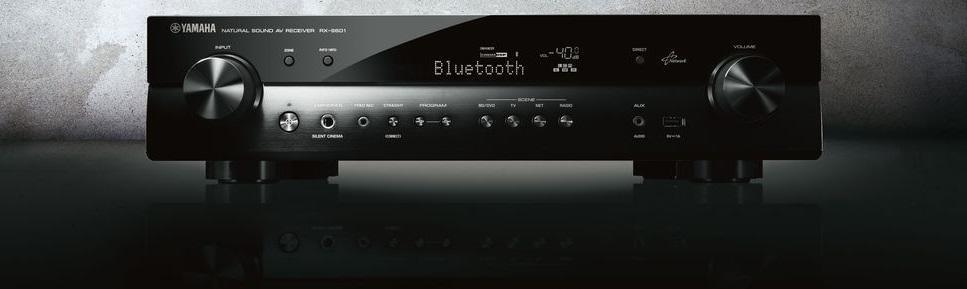 Ampli Yamaha RX-S601 tot