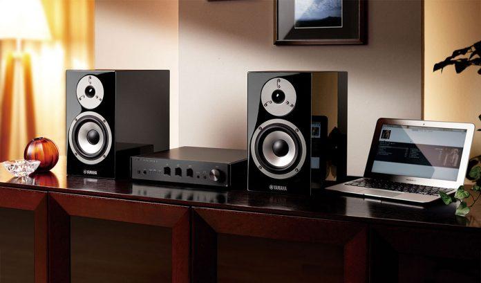 Ampli nghe nhac Yamaha