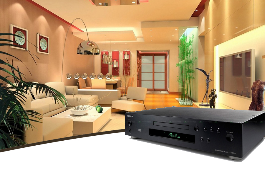 Dau CD Onkyo C-7000R chat luong