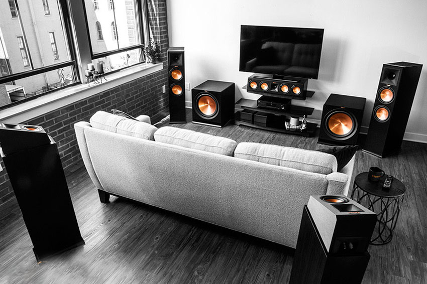 Dong loa Klipsch Dolby Atmos