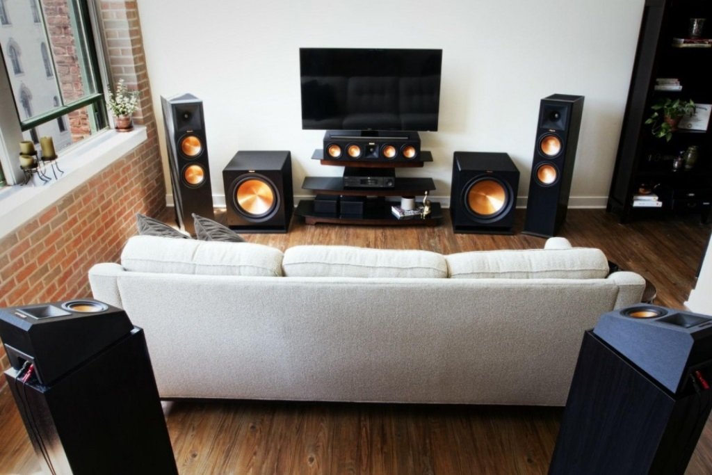 Dong loa Klipsch Reference Premiere Dolby Atmos