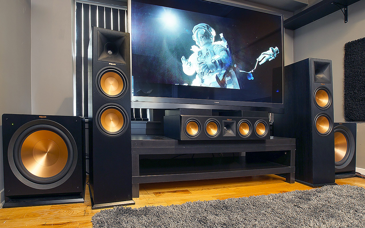 Dong loa Klipsch Reference Premiere