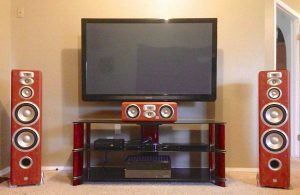 Loa center JBL LC1 chat luong
