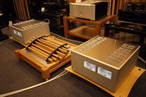 Power ampli Luxman M-900U