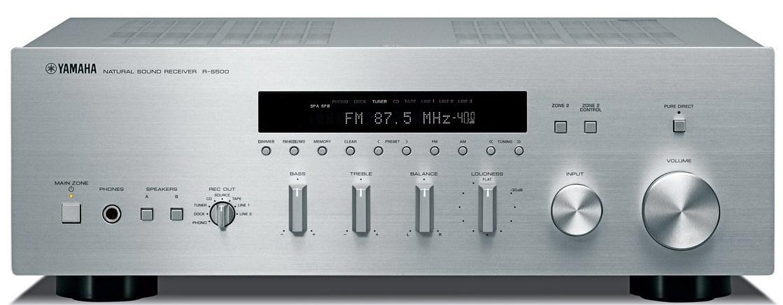 dong Stereo Receiver Yamaha Series dep