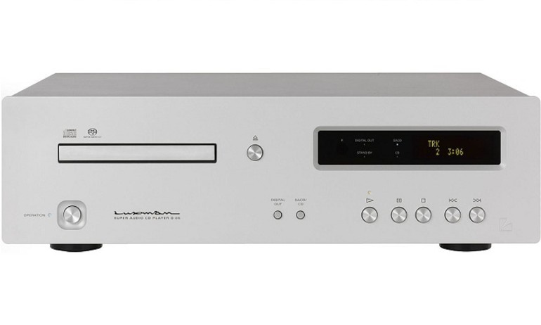 Dau CD Luxman D-05