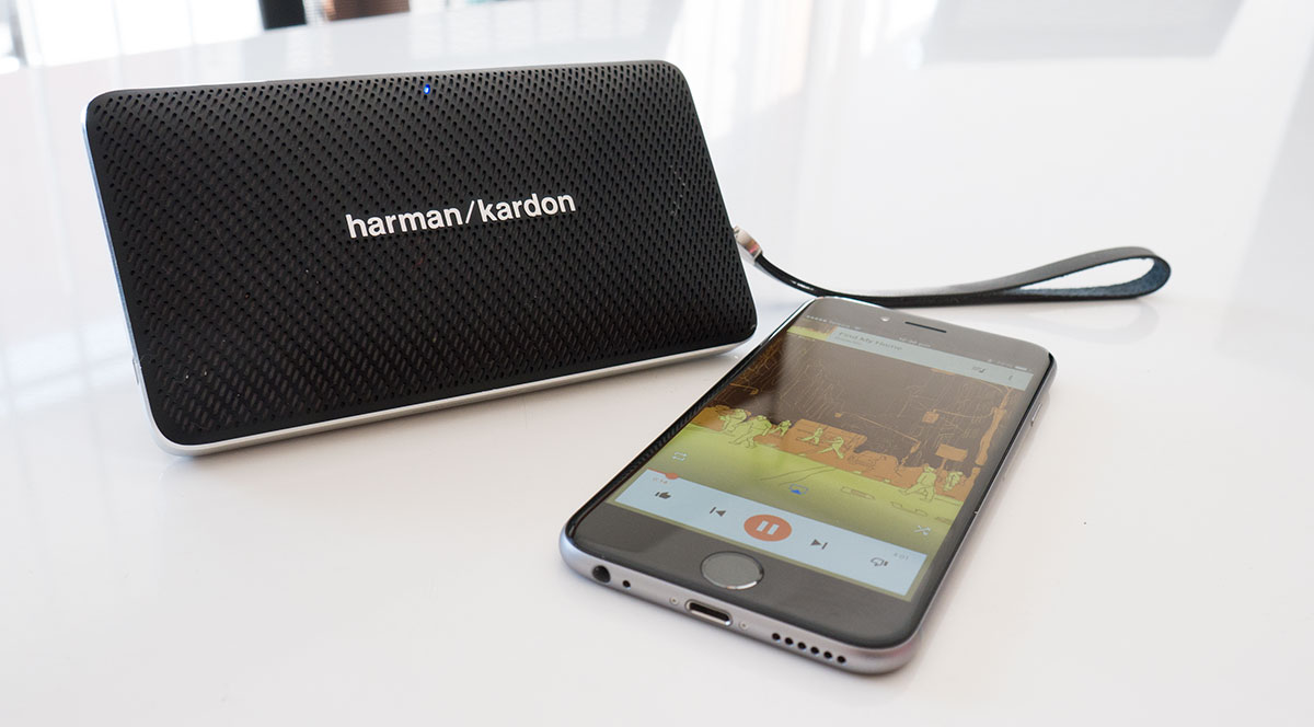 Loa Harman Kardon Esquire mini