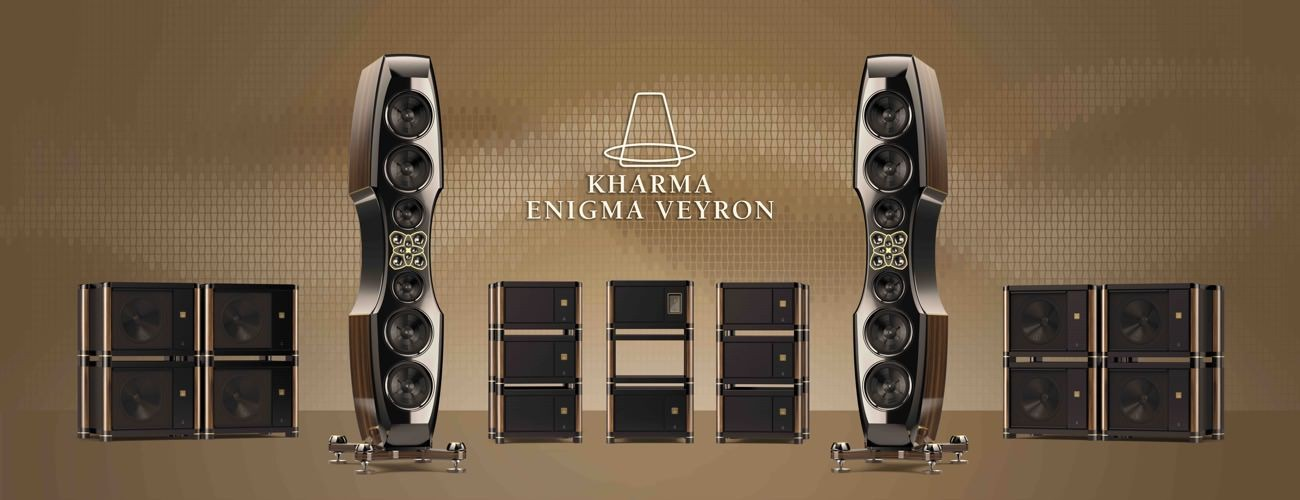 dong loa Kharma Enigma Veyron EV-1D