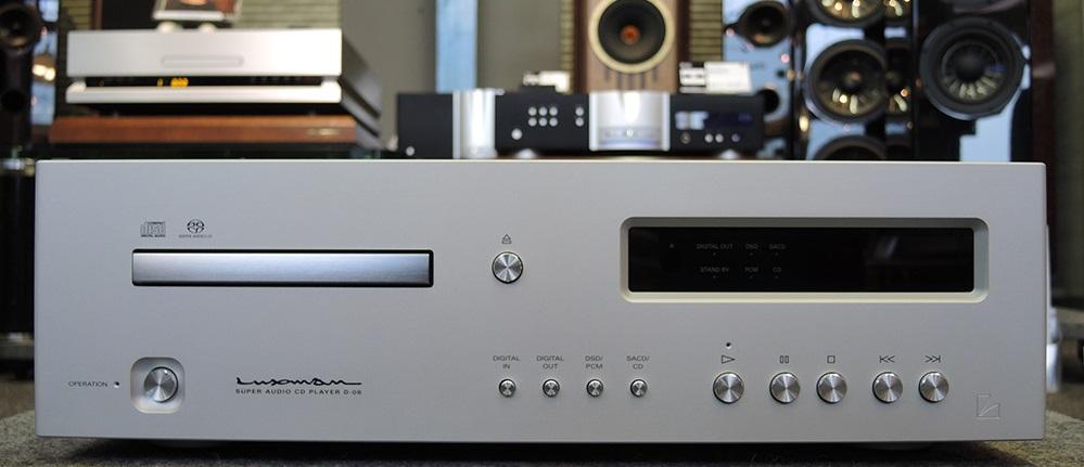 dau SACD/CD Luxman D-06