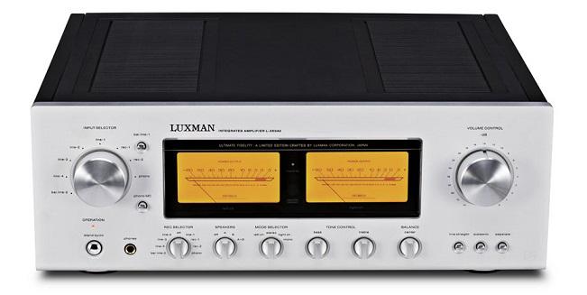 dong ampli nghe nhac Luxman hay