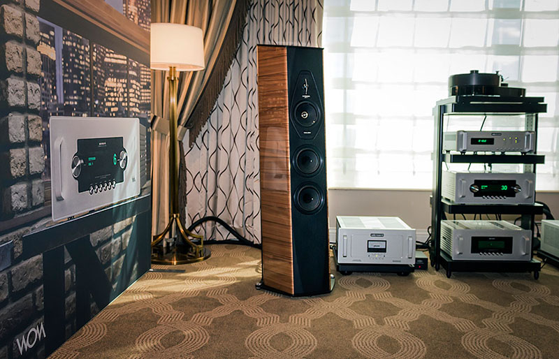 dong loa Sonus Faber IL Cremonese tot
