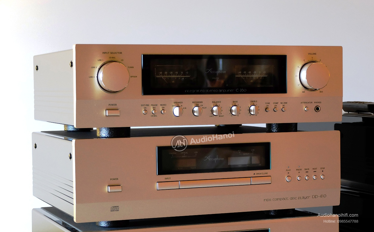 ampli Accuphase E-260 tot