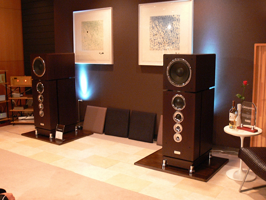 Loa Dynaudio Consequence Ultimate Edition hay