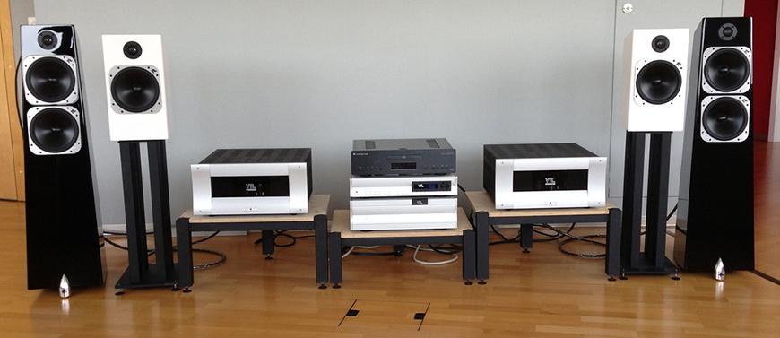 Monoblock ampli VTL MB-450 Series III Signature chat