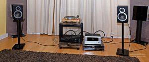 Power ampli VTL ST 85 trong bo dan
