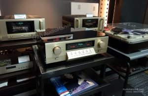pre ampli Accuphase C-2850 chuan