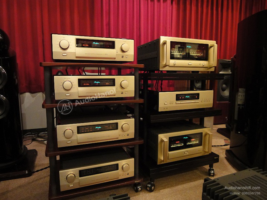 pre ampli Accuphase C-2850