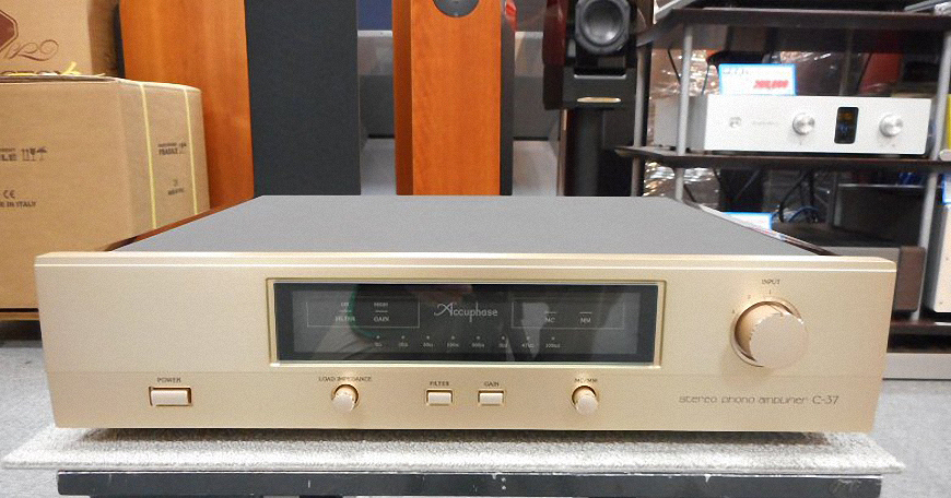 pre ampli Accuphase C-37