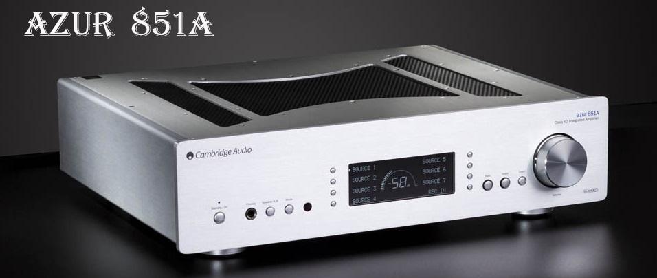 Ampli Cambridge Azur 851A