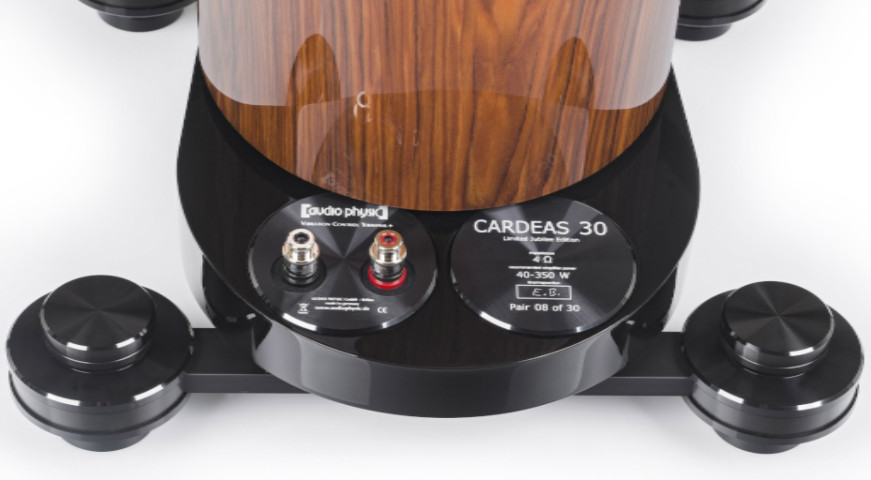 chan Loa Audio Physic Cardeas 30 Jubilee Edition