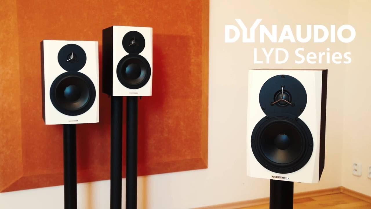 dong loa dynaudio LYD