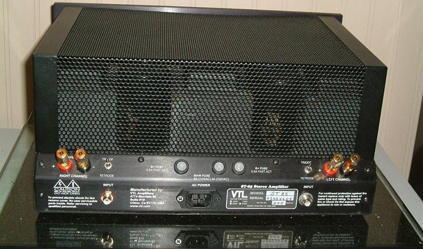 Power ampli VTL ST-85 black