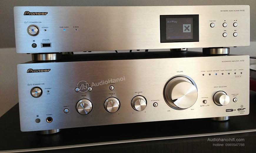 ampli Pioneer A-70-K chat