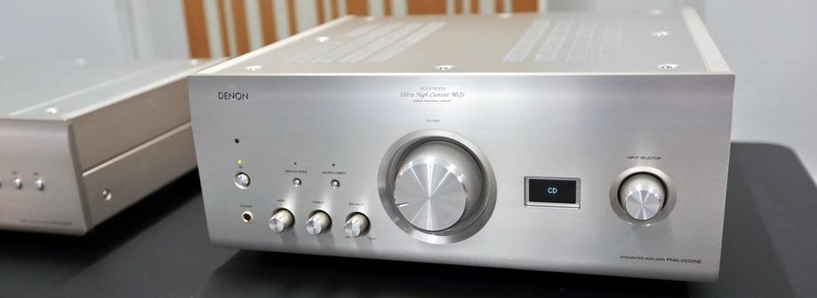 ampli Denon PMA-2500NE tot