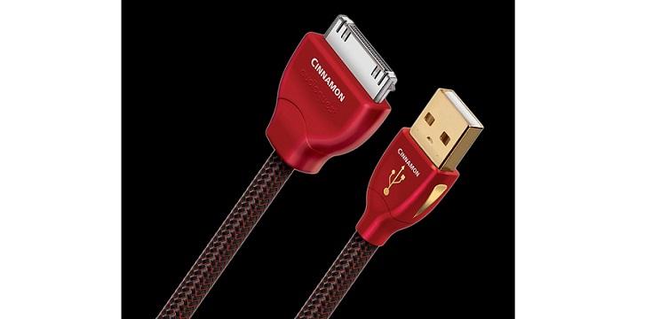 day tin hieu USB AudioQuest Cinnamon chat