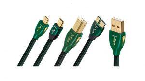 day tin hieu USB AudioQuest Forest chuan