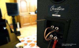 loa AudioSolutions Overture O202B mat sau