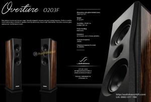 loa Audio Solutions Overture O203F dep