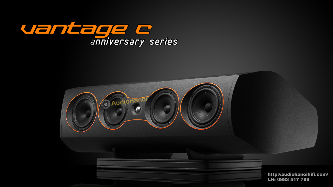 loa AudioSolutions Vantage C Anniversary chat
