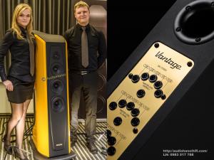 loa AudioSolutions Vantage Classic hai mat