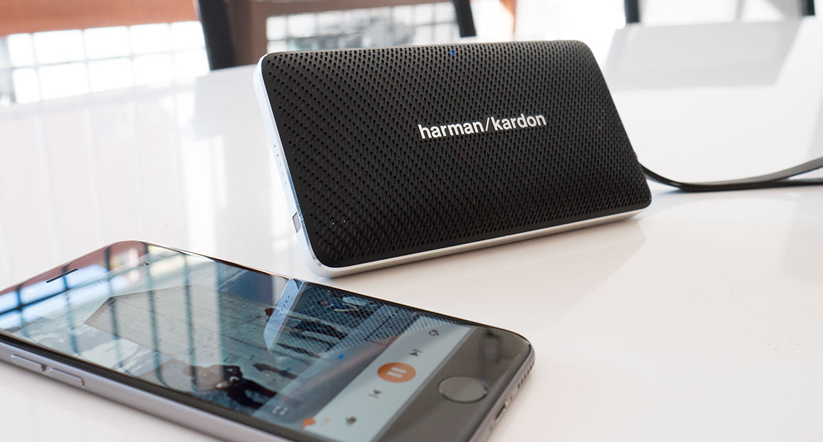 loa Harman Kardon Esquire mini chuan