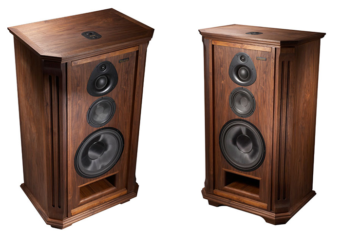 Loa Wharfedale Airedale Classic Heritage thiet ke an tuong