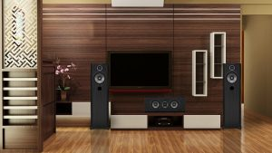 Loa Wharfedale VR-C2 chat luong