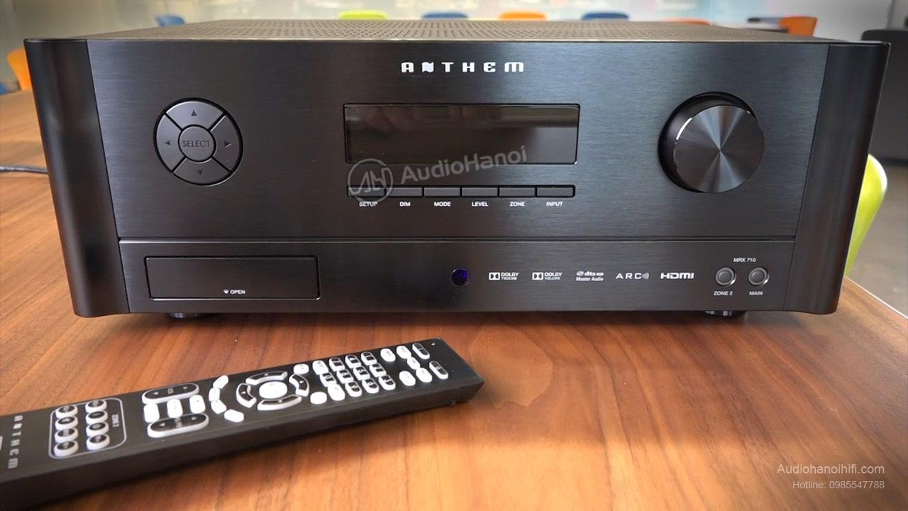 Ampli Anthem Performance MRX 720